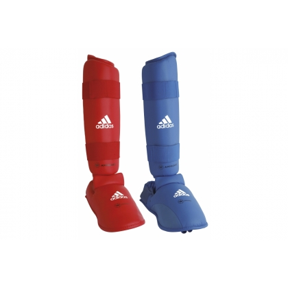 Adidas WKF Shin And Removable Instep Pads