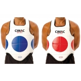 Cimac Reversible Body Armour - Red/Blue
