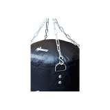 Adidas 6FT Kick/Punch Bag - Black