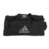 Adidas Combat Sports Trolley Bag - Black