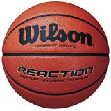 Wilson Reaction Basketball - Brown