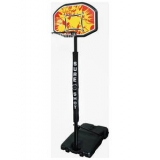 Sure Shot Adjustable Basketball Stand ..