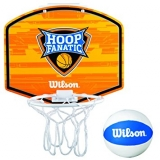 Wilson Mini Hoop Fanatic Basketball Ri..