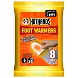 HotHands Foot / Toe Warmers - 5 Pairs
