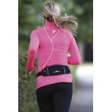 Precision Running Audio Belt - Black