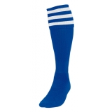 Precision Three Stripe Club Football S..
