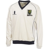 Hanham CC Junior L/S Cricket Sweater -..