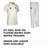 Hanham CC Shirt & Trouser Kit Package