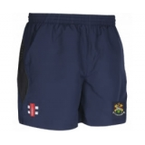 HANHAM CC STORM SHORTS SENIOR - GRAY N..