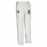 HANHAM CC MATRIX JUNIOR TROUSERS - GRA..