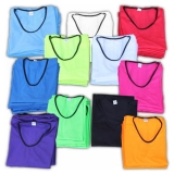 Precision Plain Mesh Training Bibs