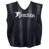 Precision Striped Mesh Training Bib