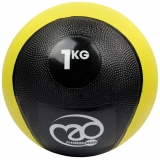 Fitness-Mad PVC Medicine Ball 1 KG