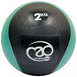 Fitness-Mad 2kg PVC Medicine Ball