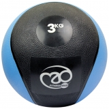 Fitness-Mad 3kg PVC Medicine Ball