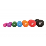 Fitness-Mad Neoprene Dumbbells - Pair