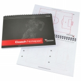 Precision Football Pro-Coach Notepad P..