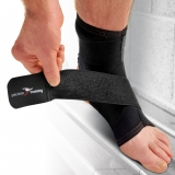 Precision Neoprene Ankle with Strap Su..