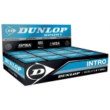 Dunlop Intro Squash Balls Single Ball