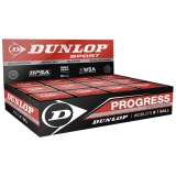 Dunlop Progress Squash Balls Single Ball