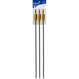 FIBREGLASS ARROWS Pack of 3