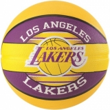 SPALDING BASKETBALL LA LAKERS