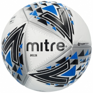 MITRE DELTA FOOTBALL WHITE - SIZE 5