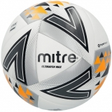 MITRE ULTIMATCH MAX FOOTBALL WHITE - S..