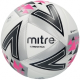 MITRE ULTIMATCH PLUS FOOTBALL WHITE
