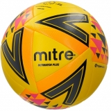 MITRE ULTIMATCH PLUS FOOTBALL YELLOW
