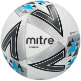 MITRE ULTIMATCH FOOTBALL WHITE