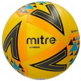MITRE ULTIMATCH FOOTBALL YELLOW