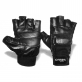 WEIGHTLIFTING GLOVE DOUBLE VELCRO