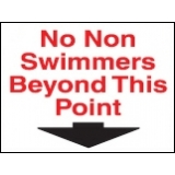 Prohibitive Signs and Safety Posters N..