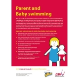 ISRM Parent and Baby Swimming Poster