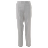 Ladies Trousers white