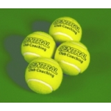 Pack of Tennis Coaching Balls
