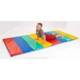 Folding Extendable Rainbow Mats