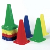 Lightweight Cones - 4 colours - 225mm ..