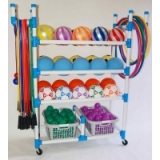 Playball and Accessory Cart