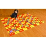 Super Giant Snakes and Ladders Mat