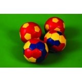 Pack of Multicolour Softy Balls