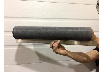 "98mm X 21.93"" Long Fiberglass Casing"