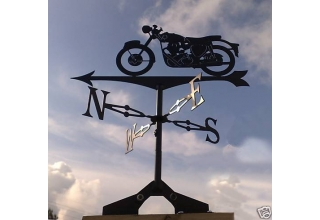 BSA Gold Star Weathervane