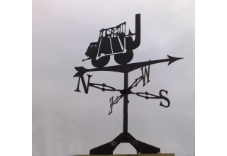 No1 locamotive Weathervane