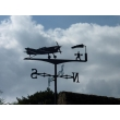 Sea Fire Weathervane