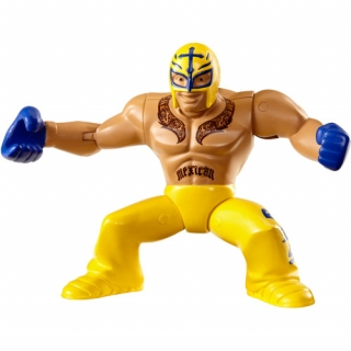 Rey Mysterio Power Slammers Figure