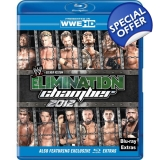 WWE Elimination Chamber 2012 Blu-ray