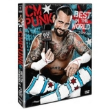 WWE CM Punk 'Best In The World' DVD set