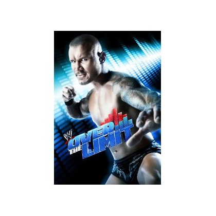 WWE Over The Limit 2012 DVD